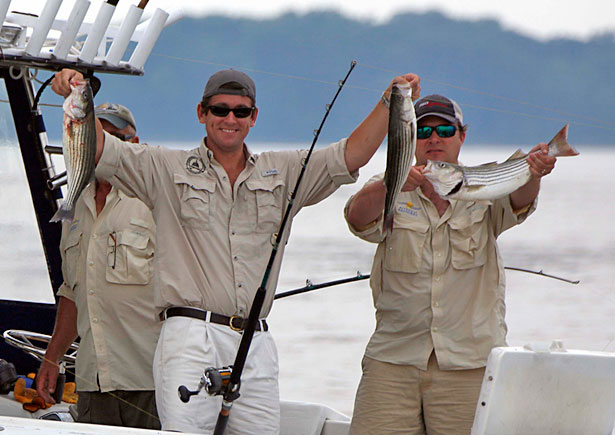 Stars and Stripes Fishing Tournament Helps Combat Veterans