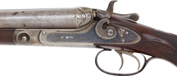 Legendary shooter Annie Oakley's Parker Brothers shotgun recently sold for $143,400 on Sunday at