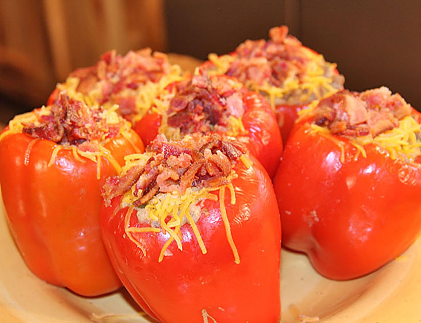 crawfish-stuffed-bell-pepper-recipe
