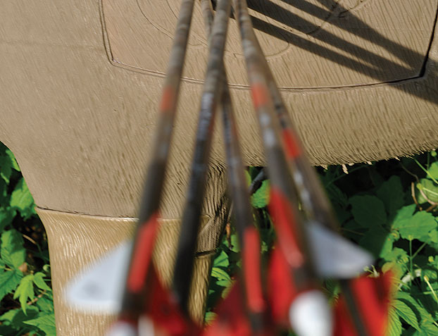 Here's a plan to effectively and ethically extend your effective bow range on opening day.