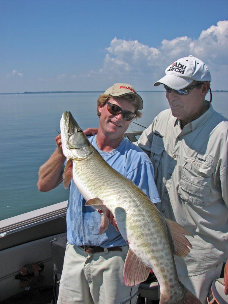 Minnesota muskie fishing game fish for Minnesota game and fish