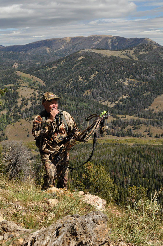 These hunters carried only crossbows into Wyoming's wild Bridger-Teton National Forest in search of bull elk. Could horizontal bows be at home in the tight timber, steep drainages and extreme weather?