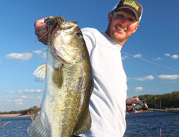 Need to get a lake wired quickly? Bass pros have it down to a science. Check out their tips to fish better than a local.