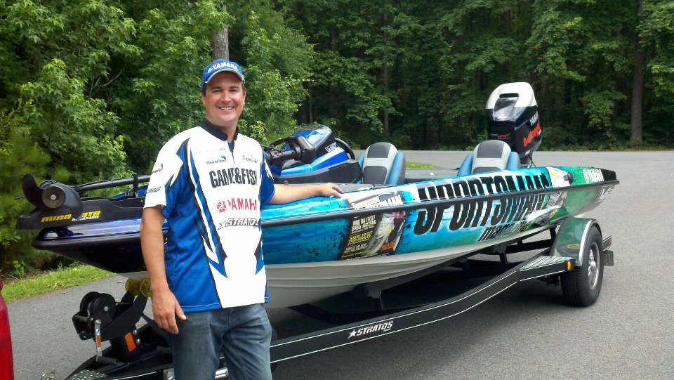 I've arrived at Neely Henry Lake in Alabama for the second Professional Anglers Association