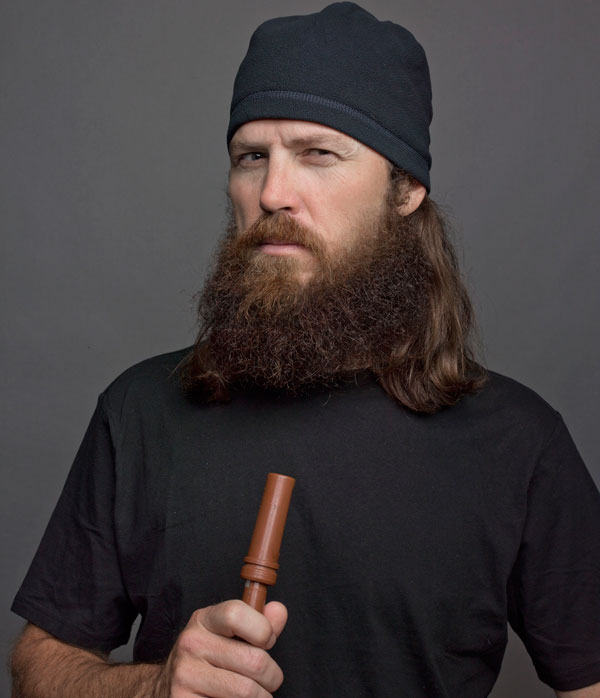 Duck Dynasty Jase Robertson without Beard