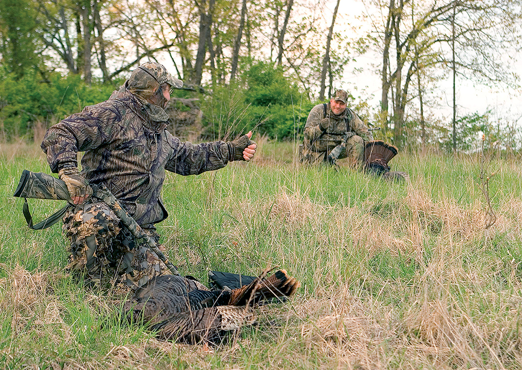 In 1978, Minnesota held its first modern-day spring turkey season. Hunters shot 94 gobblers. If you