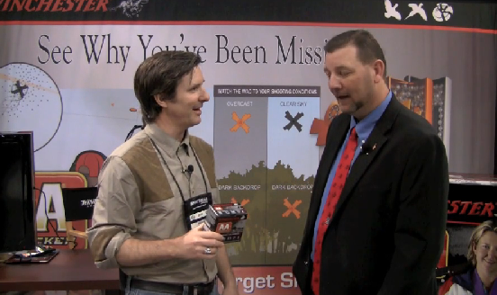 http://brightcove=2252430693001 Brad Criner of Winchester talks about the new Winchester TrAAcker.