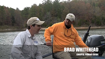 http://brightcove=776286651001  Guide Brad Whitehead shows why side-trolling is so effective for