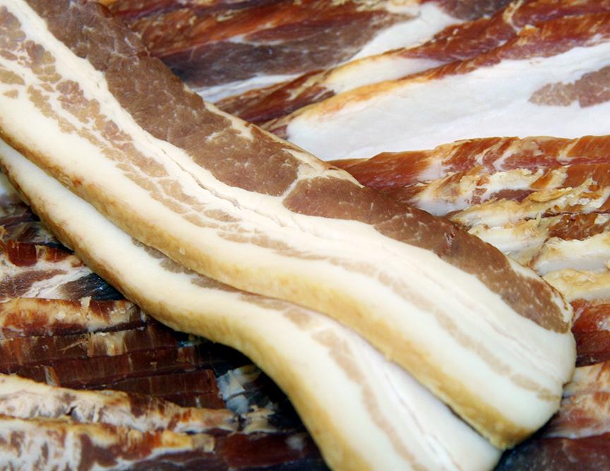 Catfish Bait: Cats LOVE Raw Bacon!