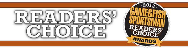 2013 Readers' Choice Fishing Awards