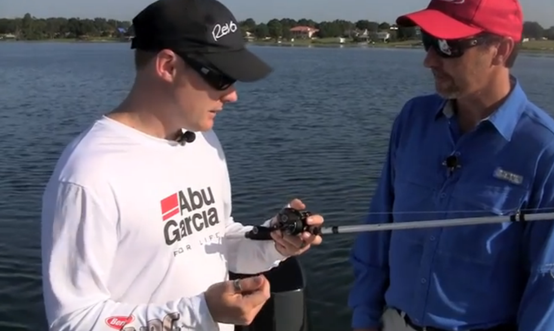http://brightcove=2191035796001  Baitcaster expert Andrew Wheeler shows you how to set up your reel