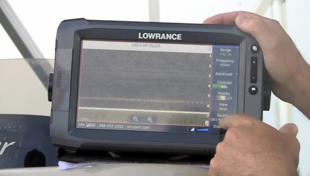 First Look: Lowrance HDS Gen2 Touch