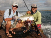 The-Outfitters: Conway Bowman catches a Jack Crevalle