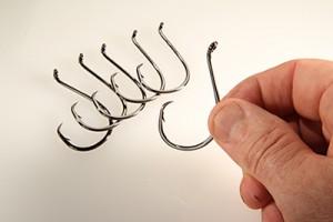 circle hooks, circle fishing hooks, Gamakatsu hooks, catfish hooks