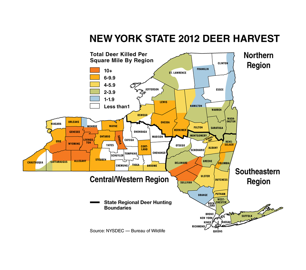 new york state hunting zones map – bnhspine.com