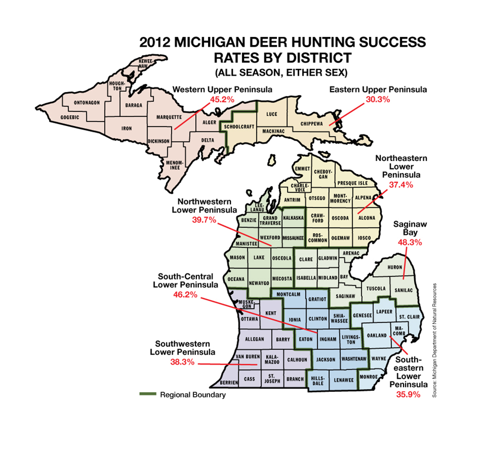 Populated Places In Montcalm County Michigan