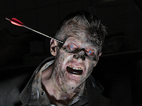 The zombie craze refuses to die. So why not have fun with it? If you're a would-be zombie slayer,