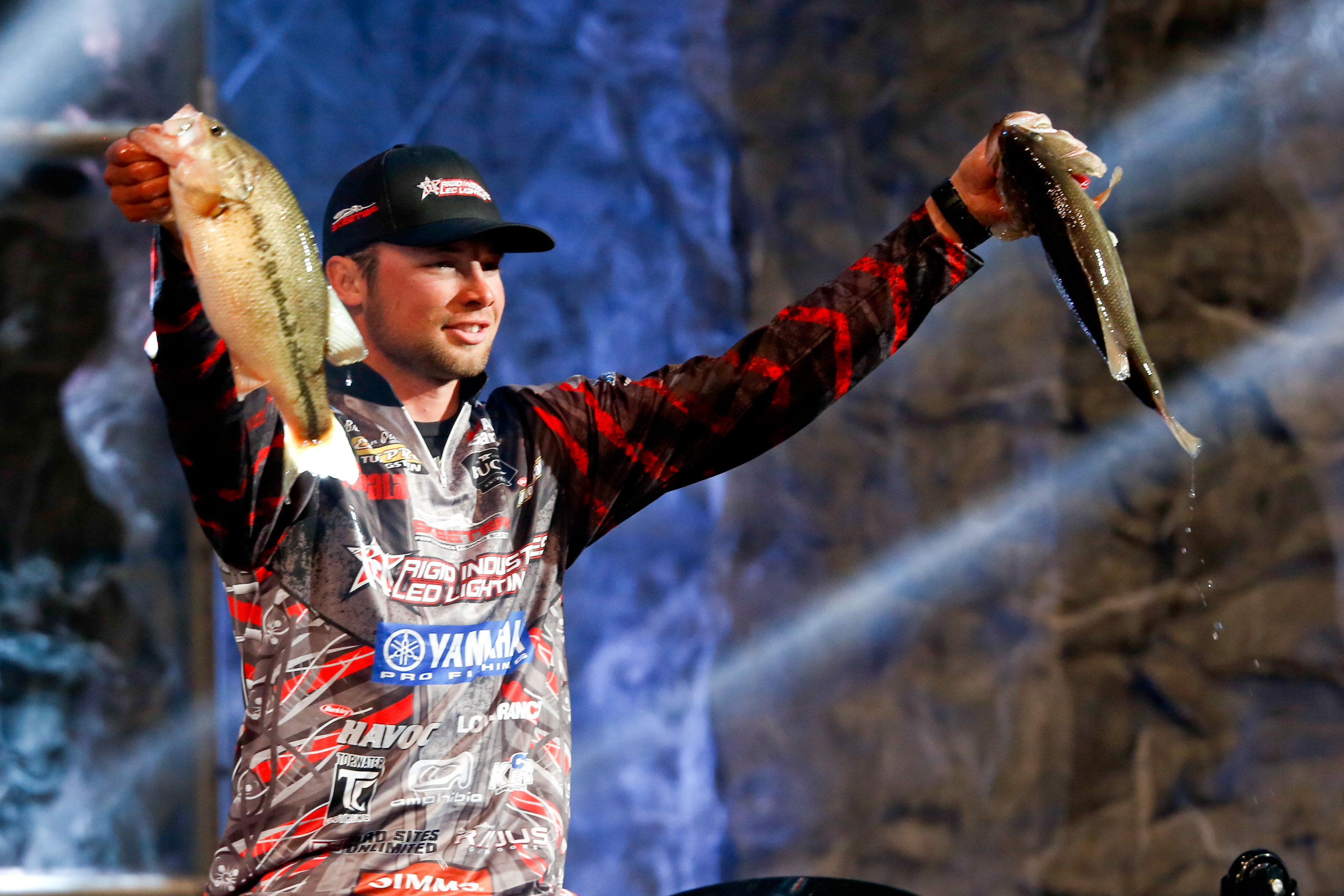 Although the Brandon Palaniuk controversy follows him everywhere, this top angler is making big plans for redemption in 2014.