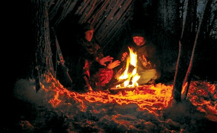 Easy-to-learn outdoor survival skills can help keep you warm, well-fed and on track the next time you go hunting, fishing or camping.