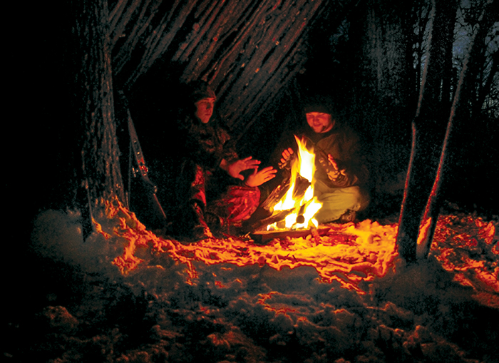 18 Survival Skills: How to Be a Real Woodsman