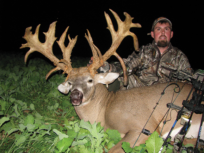 A.J. Downs Buck: 256-Inch Texas Monster - North American Whitetail