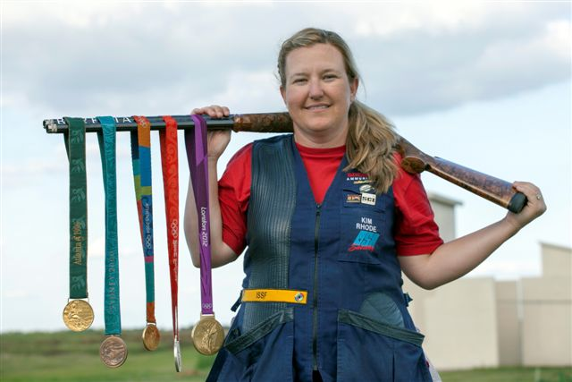 """G&F Interview: Olympic Champion Kim Rhode Does a """"Little Bit"""" of Shooting"""
