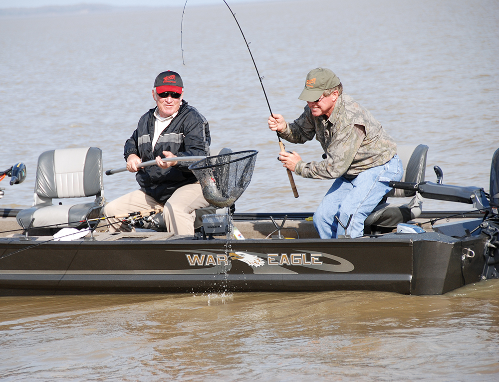 Top Places to Go February Bass Fishing in Mississippi