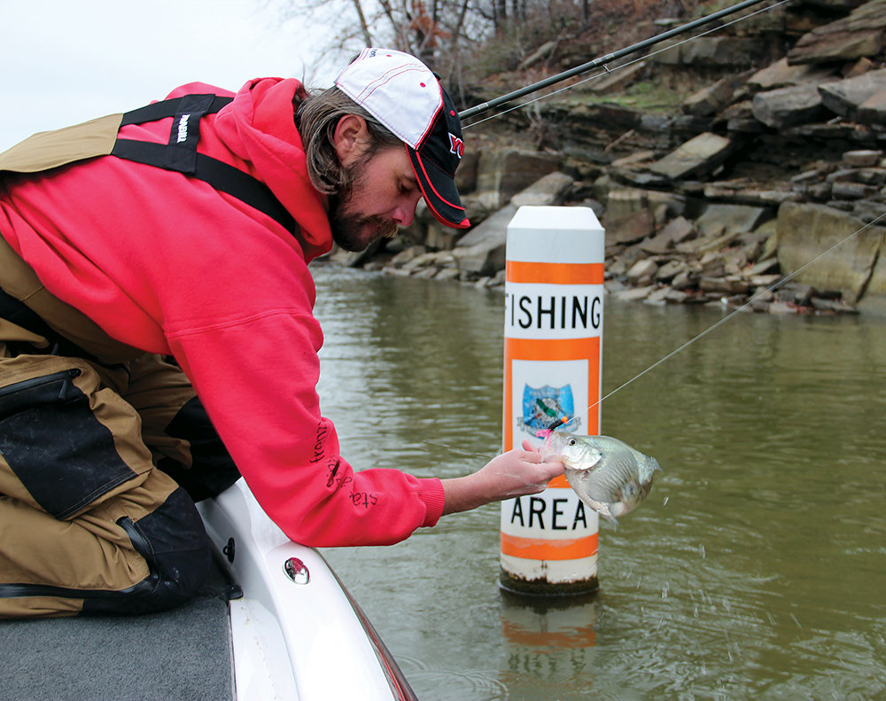 Top options for february crappie fishing in oklahoma for Crappie fishing game