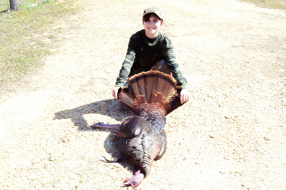 Louisiana turkey hunting forecast for 2014 game fish for Louisiana fish and game