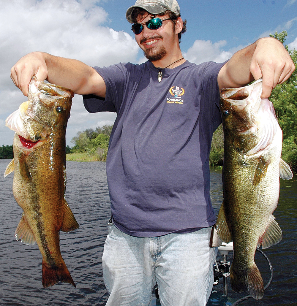 Top places for bass fishing in louisiana game fish for Best bass fishing lakes