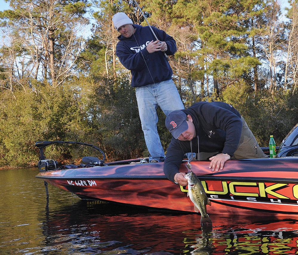 Top Places for Bass Fishing in North Carolina