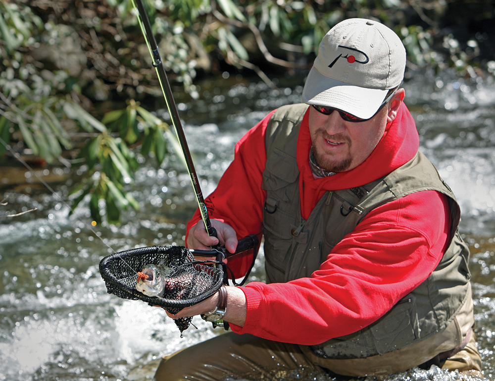 Your best spring fishing in connecticut game fish for Best trout fishing in ct