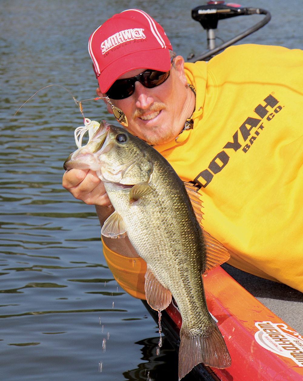 Top places for bass fishing in oklahoma game fish for Plenty of fish okc