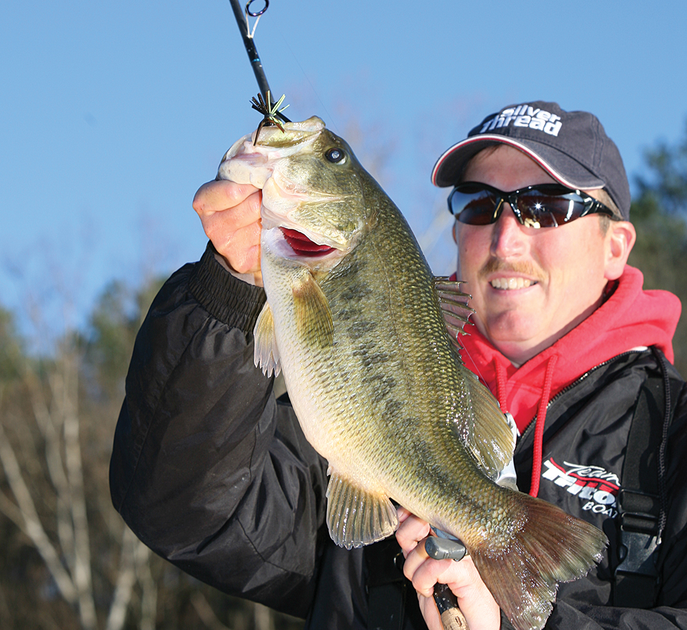 Top Places for Bass Fishing in Massachusetts
