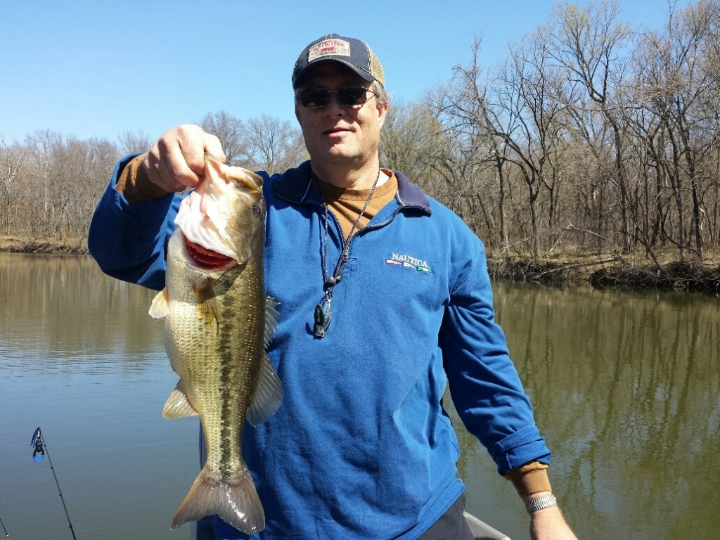 Prime time bass game fish for Bass fishing ponds near me