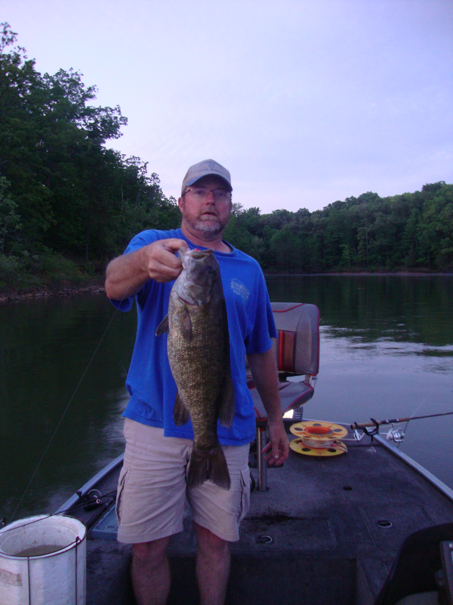 Kentucky smallmouth game fish for Kentucky fish and game