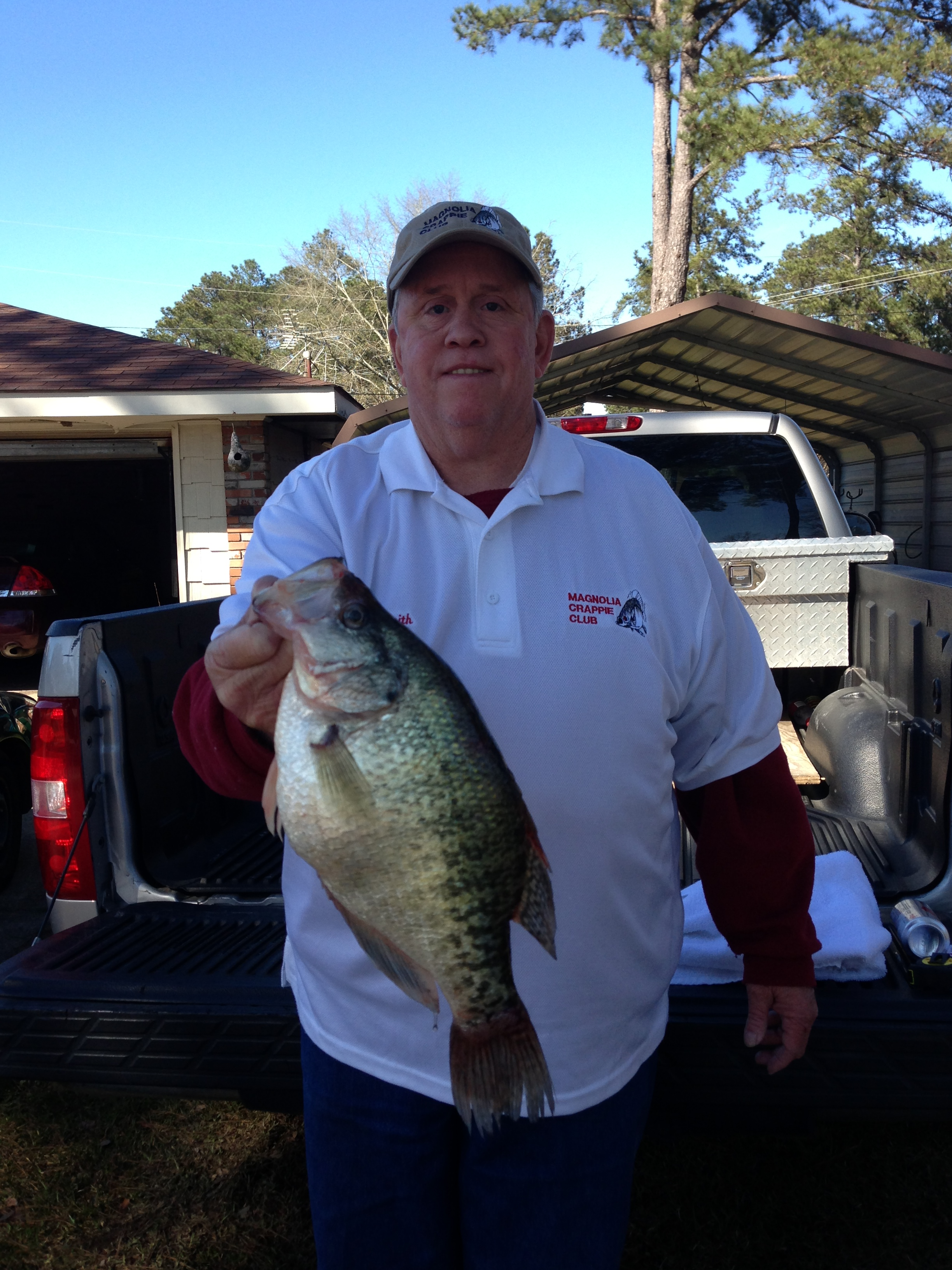 Lake washington ms lb crappie game fish for Crappie fishing in mississippi