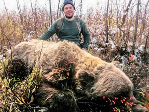 Boone and Crockett Recognizes New Grizzly World Record