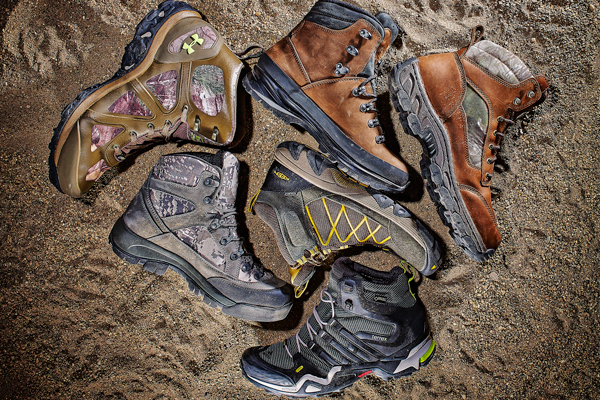 Gear Test: Best Hunting and Hiking Boots for 2014