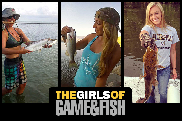 The Girls of Game & Fish: Angler Edition Part II