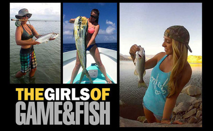 The girls of game fish angler edition part iii game for Fishing games for girls