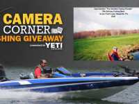 Game and Fish Camera Corner Fishing Giveaway