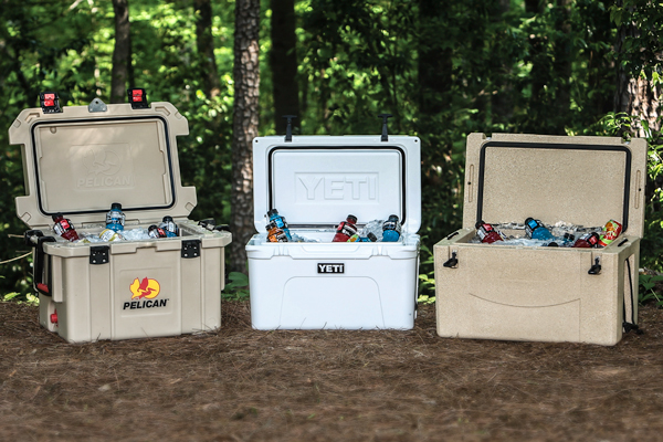 3 Great Coolers for Sportsmen