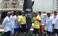 New Texas State Record Blue Marlin Wins Tournament
