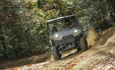 ATVs and UTVs represent a significant investment for any sportsman.