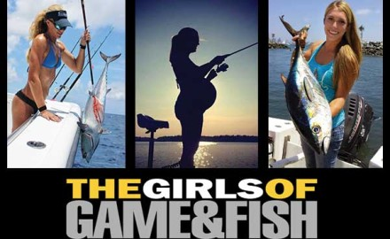 Our talented female anglers are making the best of the waning days of summer. Celebrating their