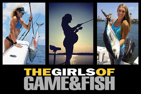 The Girls of Game & Fish: Angler Edition Part III