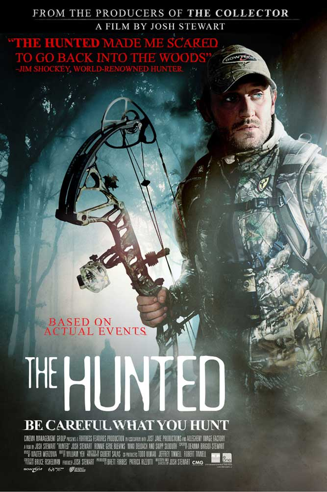 'The Hunted' Will Scare You Out of the Treestand