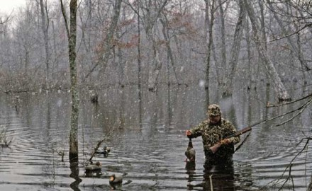 I started duck and goose hunting relatively late in life. By the time I was invited on my first