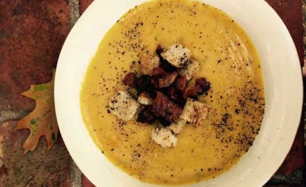 Roasted-Pumpkin-Soup-with-Wild-Boar-Bacon-Feature